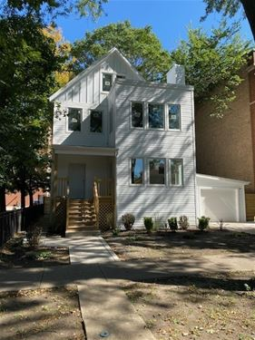 6709 N Bosworth, Chicago, IL 60626 Rogers Park