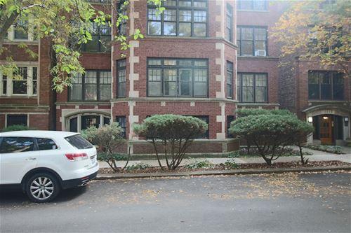 1219 E Madison Park Unit 1, Chicago, IL 60615 Kenwood