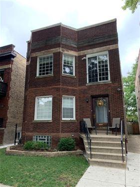 2237 W Leland, Chicago, IL 60625 Ravenswood