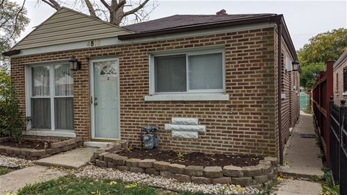4516 S Lamon, Chicago, IL 60638 LeClaire Courts