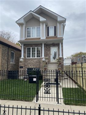 922 N Springfield, Chicago, IL 60651