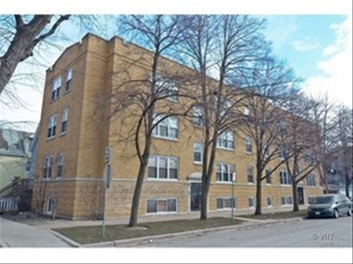 3414 W Cullom Unit 2, Chicago, IL 60618 Irving Park