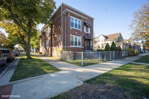 5801 W Ainslie, Chicago, IL 60630 Jefferson Park