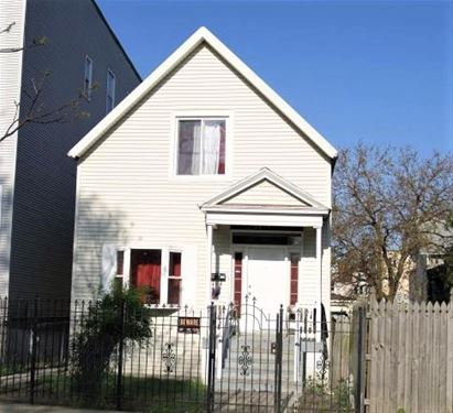 2030 N Spaulding, Chicago, IL 60647 Logan Square