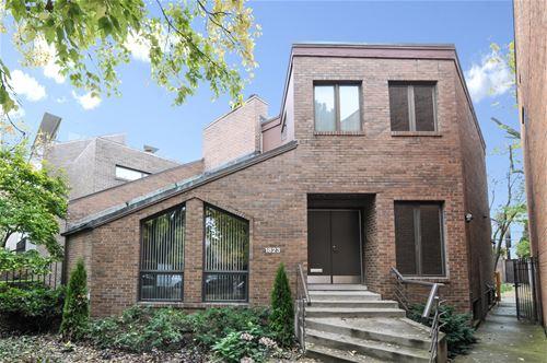 1823 N Sedgwick, Chicago, IL 60614 Lincoln Park