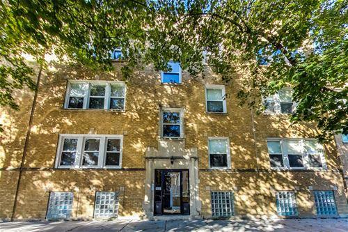 4016 N Monticello Unit 3, Chicago, IL 60618 Irving Park