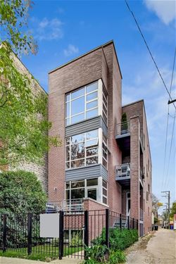 2114 W Crystal Unit 2, Chicago, IL 60622 Wicker Park