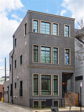 1856 N Sheffield, Chicago, IL 60614 Lincoln Park