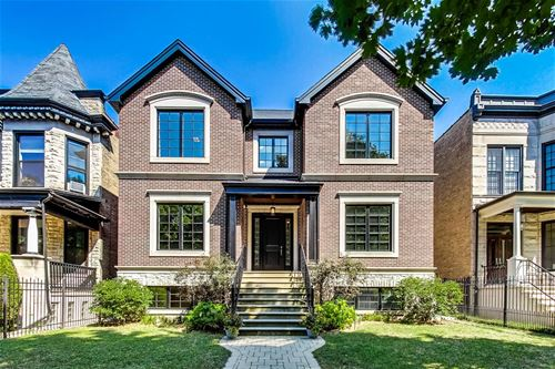 4045 N Greenview, Chicago, IL 60613 Graceland West