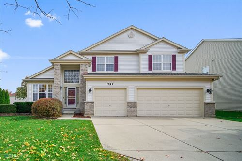 797 Stockbridge, Carol Stream, IL 60188