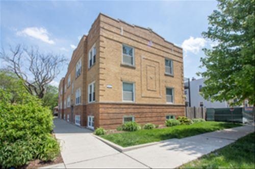 3051 W Grace Unit G, Chicago, IL 60618 Irving Park