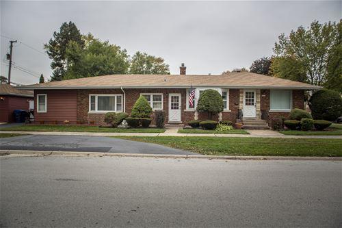 4701 W 97th, Oak Lawn, IL 60453
