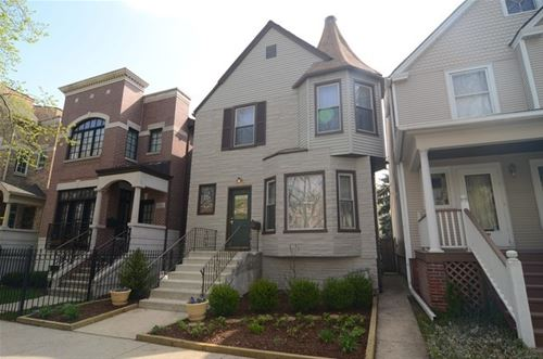 4343 N Greenview, Chicago, IL 60613 Graceland West