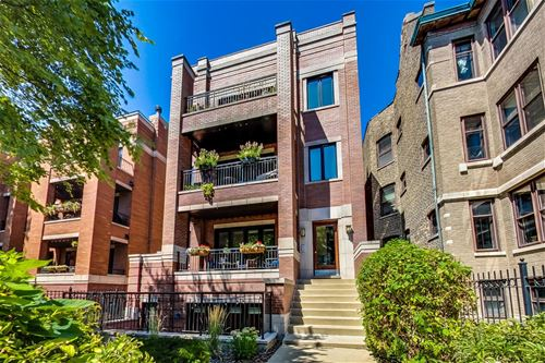 2550 W Logan Unit 2R, Chicago, IL 60647 Logan Square