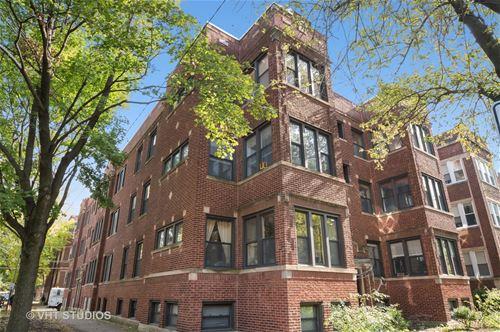 1517 W Arthur Unit 2, Chicago, IL 60626 Rogers Park