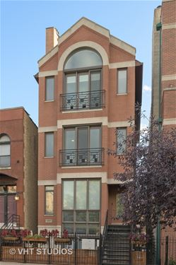 1637 W Le Moyne Unit 2, Chicago, IL 60622 Wicker Park
