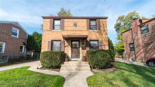 7324 W Balmoral, Chicago, IL 60656 Norwood Park