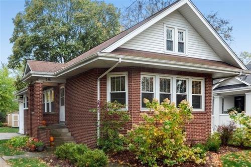 501 Greenfield, Glen Ellyn, IL 60137