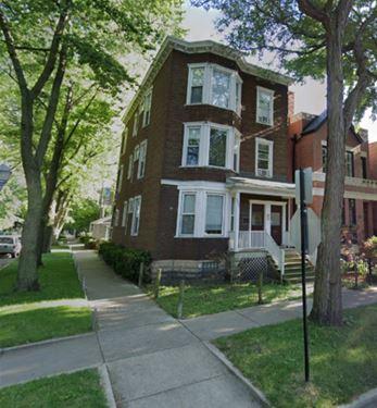 1535 W Grace Unit 2, Chicago, IL 60613 Lakeview
