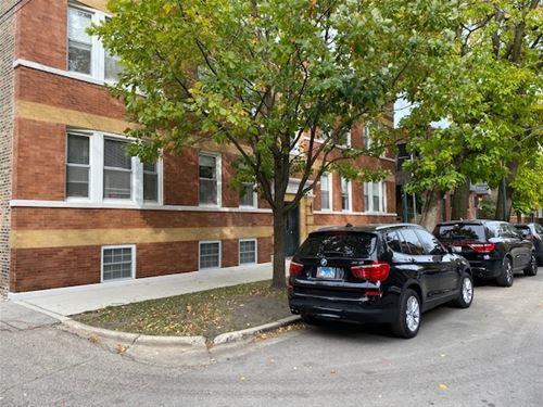 2008 W Warner Unit 1E, Chicago, IL 60618 Northcenter