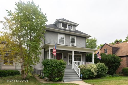 5033 W Balmoral, Chicago, IL 60630 Forest Glen