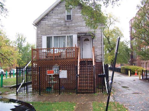 1702 N Fairfield, Chicago, IL 60647 Logan Square