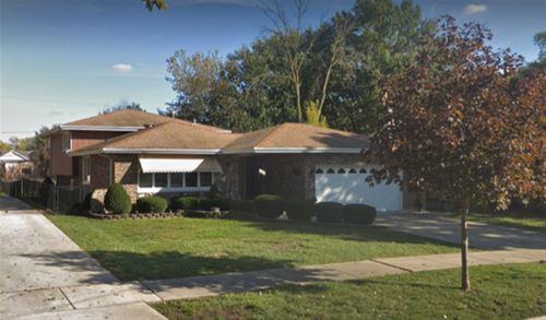 9533 Parkside, Oak Lawn, IL 60453