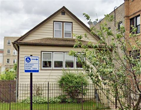 3729 W Giddings, Chicago, IL 60625 Albany Park