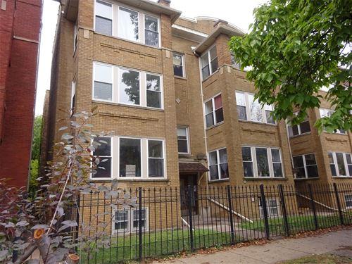 4418 N Wolcott, Chicago, IL 60640 Ravenswood