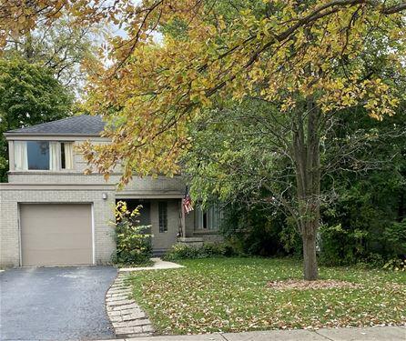 1206 Oak, Winnetka, IL 60093
