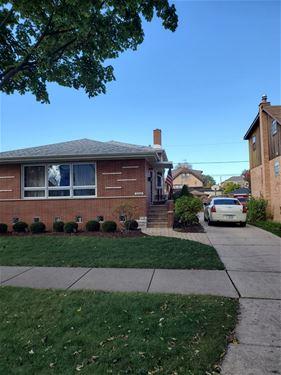 5326 S Neenah, Chicago, IL 60638 Garfield Ridge