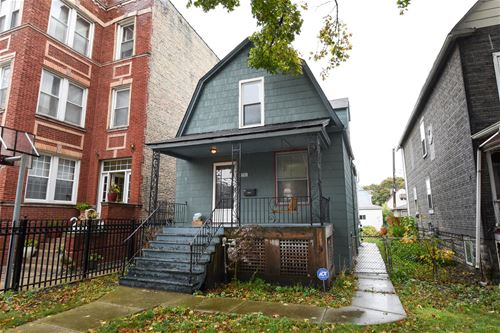 4341 N Monticello, Chicago, IL 60618 Irving Park