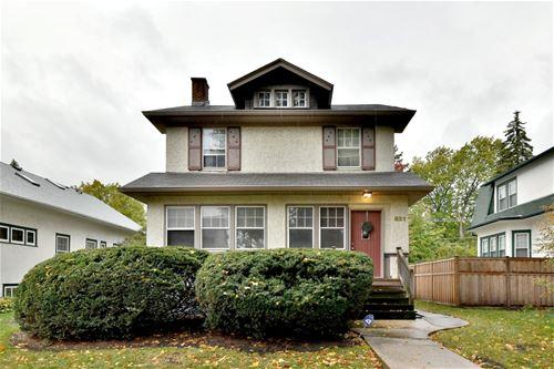 831 Linden, Oak Park, IL 60302