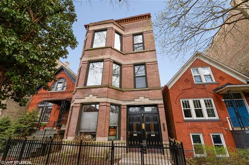 2021 W Haddon, Chicago, IL 60622 Ukrainian Village