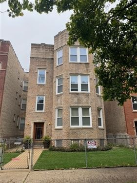 4928 N St Louis Unit 3, Chicago, IL 60625 Albany Park