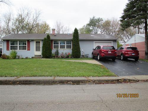 232 Harrison, Carpentersville, IL 60110