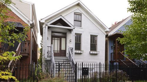 2315 W Shakespeare, Chicago, IL 60647 Bucktown