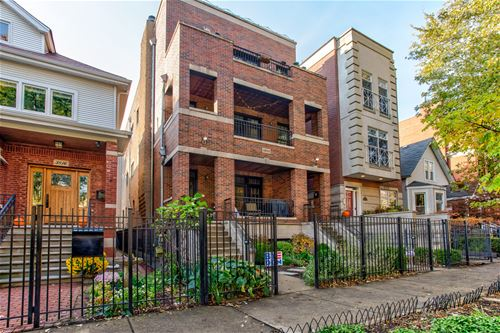 3820 N Greenview Unit 2B, Chicago, IL 60613 Lakeview