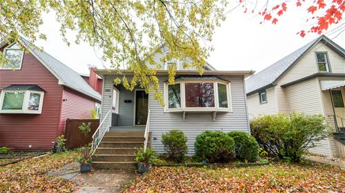 4633 N Kedvale, Chicago, IL 60630 Mayfair