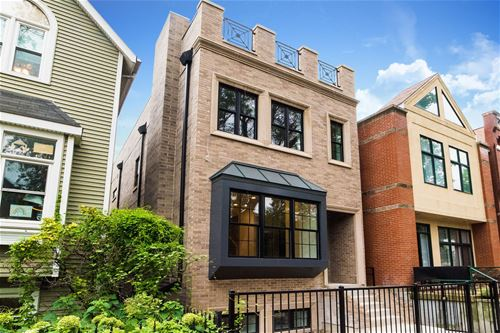 1725 N Wood, Chicago, IL 60622 Bucktown