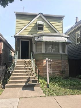 4309 N Bernard, Chicago, IL 60618 Irving Park