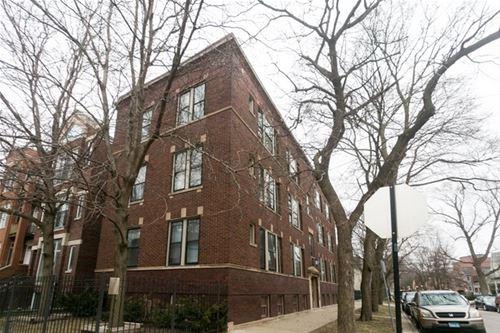 1938 W Berenice Unit 3, Chicago, IL 60613 Northcenter