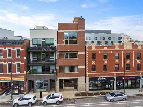 1140 N Milwaukee Unit 4, Chicago, IL 60642 Noble Square