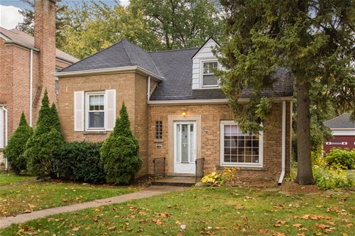 5919 W Fitch, Chicago, IL 60646 Edgebrook