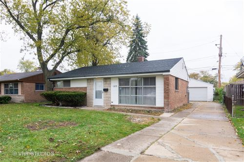 1375 Burnham, Calumet City, IL 60409