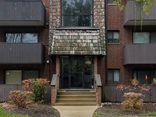 498 Timber Ridge Unit 108, Carol Stream, IL 60188