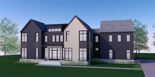 1110 Elm Ridge, Glencoe, IL 60022