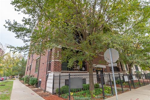 3763 N Wilton Unit GS, Chicago, IL 60613 Lakeview