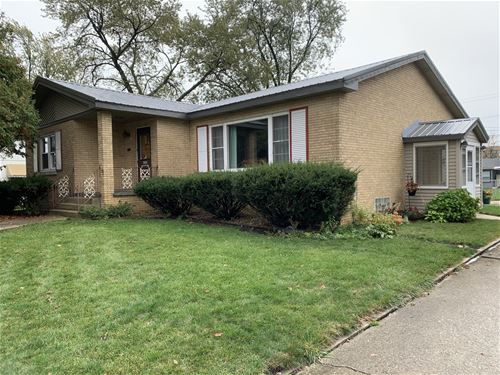 6255 W 93rd, Oak Lawn, IL 60463