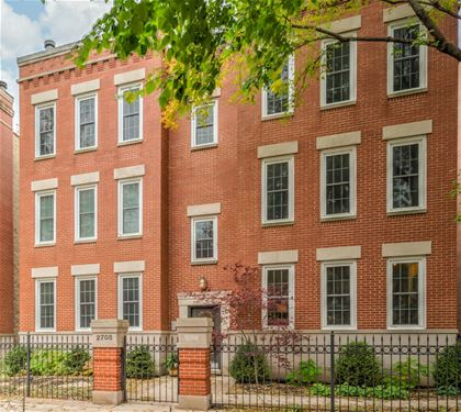 2708 N Greenview Unit 3N, Chicago, IL 60614 Lincoln Park
